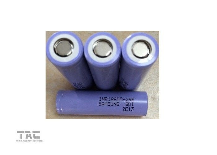 High Power  5C 18650 Lithium Battery 3.7V  2000mAh li-iON Cell  For Power Tool